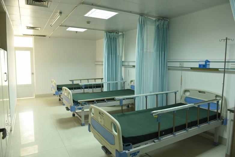 温馨的住院病区